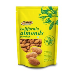 Tulsi California Almonds Premium 200g