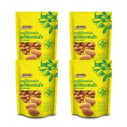 Tulsi California Almonds Premium 800g (200g x 4)