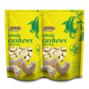 Tulsi Whole Cashews Premium 400g (200g x 2)