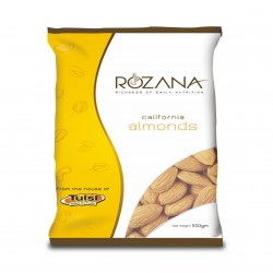 Tulsi California Rozana Almonds 500g